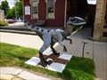 Image for Deinonychus - Tecumseh, Michigan.