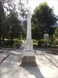 Image for Allora World War II Memorial - Memorial Park, Allora, QLD
