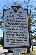 Image for 16-66 John Wesley Methodist Church