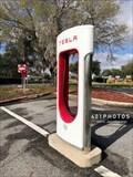 Image for Tesla Superchargers at Turkey Lake Service Plaza - Orlando, Florida USA