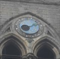 Image for Tide Clock - Minster Church of St Margaret, Saturday Market Place, King's Lynn, Norfolk. PE30 5DL