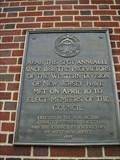 Image for Burlington - West Jersey Proprietors Meeting
