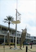 Image for Marlin Weigh Tower - Orange Beach, Alabama, USA.