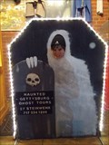 Image for Haunted Gettysburg Ghost Tours Cutout - Gettysburg, PA