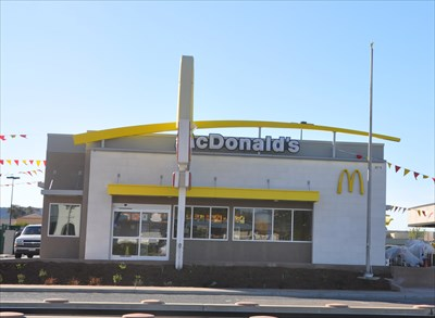 Mcdonalds Santee Mcdonald S Restaurants On Waymarking Com