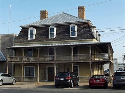 Southern Hotel Llano Tx U S National Register Of Historic
