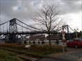 Image for Suspension bridge - Kaiser Wilhelm Bridge - Wilhelmshaven, Lower Saxony, Germany