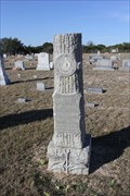 Image for Robert M. Attaway -- Calf Creek Cemetery, McCulloch Co. TX