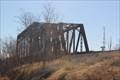 Image for Twin BNSF Pratt Truss Bridges - Wichita Falls TX