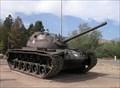 "Image for M-47 ""Patton"" Battle Tank, Lake Isabella, California"