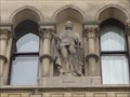 Image for Monarchs - King Edward IV On Side Of City Hall - Bradford, UK