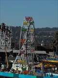 Image for Beach Boardwalk Ferris Wheel - Santa Cruz, California