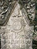 Image for Hamburg-Wappen auf den Friedhof-Ohlsdorf - Hamburg, Germany
