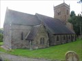 Image for All Saints Church - Shelsley Beauchamp, Worcestershire, England