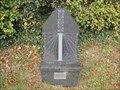 Image for Millennium Meridian Marker - Meldreth, Cambridgeshire, UK