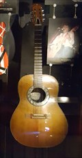 Image for 1973 Ovation Electric Country Artist Guitar - Seattle, WA