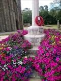 Image for War Memorial-Camborne Parish Church, Camborne, Cornwall, UK