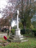 Image for Newent Church Cross, St Mary's - Newent, Gloucestershire