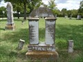 Image for EARLIEST Marked Graves in McLarry Cemetery - McKinney, TX