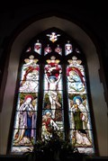 Image for Stained Glass Window - St Peter - Wenhaston, Suffolk