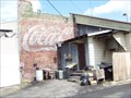 Image for Coca Cola Ghost Sign - Hattiesburg, MS