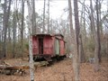 Image for Oconee River Caboose - Athens, GA