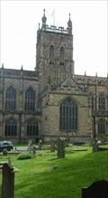Image for Bell Tower, Great Malvern Priory, Great Malvern, Worcestershire, England