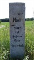 Image for Historischer Stundenkilometerstein - Unterlauterbach, SAC, Deutschlöand
