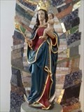 Image for Virgin Mary with infant Jesus - Bad Steben/BY/Germany