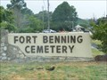 Image for Fort Benning Cemetery - Fort Benning, GA