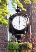 Image for Town Clock, Collingswood NJ