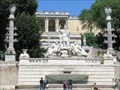 Image for Fountain of the Goddess of Rome - Roma, Italy