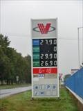 Image for E85 Fuel Pump Ventorn Oil - Kryry, Czech Republic