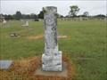 Image for Ed E. Ellette - Oakwood Cemetery - Wewoka, OK