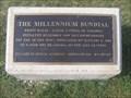 Image for Millenium Sundial (Front Royal, Va)