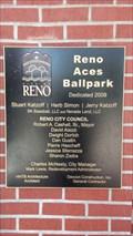 Image for Reno Aces Ballpark - 2009 - Reno, NV