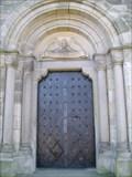Image for Dvere Poutniho kostela sv. Anny Sametreti, Pernolec, CZ, EU
