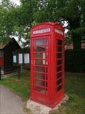 Image for Red Telephone Box - Lurgashall, West Sussex, UK