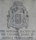 Image for National Society of the Colonial Dames -- Clarksville MS