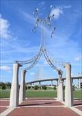 Image for Tribute Memorial - Kinetic Sculpture - Toledo, Ohio, USA.