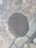 Image for Galaxy's Edge Man Hole Cover - Anaheim, CA