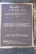 Image for The Parker House  -  Boston, MA