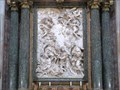 Image for Relief of The Two Holy Families - Sant'Agnese in Agone - Roma, Italy