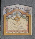 Image for Zarbula 1872 Sundial: Borgata 14, Sestriere, Italy