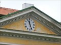 Image for Chateau Clock - Tochovice, Czech Republic