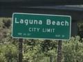 Image for Laguna Beach, California ~ Elevation 30 ft