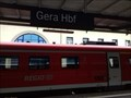 "Image for Gera Hbf - Regionalausgabe ""Gera"" - Gera/THR/Germany"