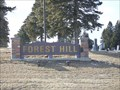 Image for Forest Hill Cemetery, Canton, South Dakota