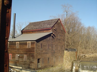 Grist Mill (near listed coordinates)