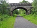 Image for Torkington Lane Bridge Over The Middlewood Way - Marple, UK
